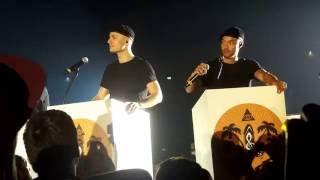"""K.I.Z. - """"Abteilungsleiter der Liebe"""" live - Lingen, 19.03.2016"""