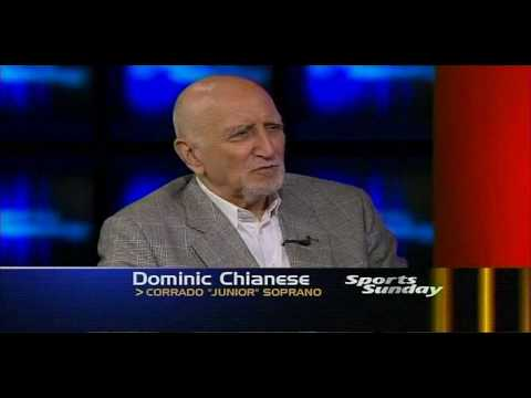 Dominic Chianese (Uncle Junior) speaks about last Sopranos episode