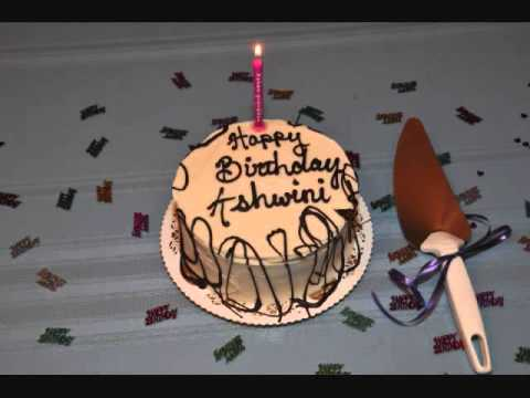 Birthday Ashwini 2011 Youtube