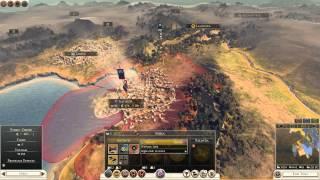 Total War Rome 2 Baktria Campaign Part 9 Et Tu Persia