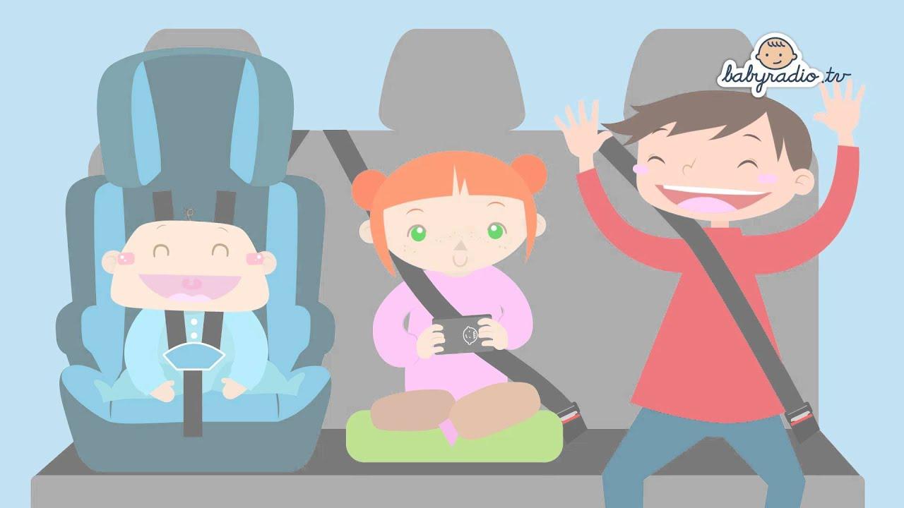 El Cinturón De Seguridad- Educación Vial Para Niños