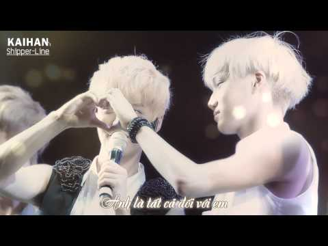 [Vietsub FMV] KaiHan / KaiLu Ver - Thank You For Being Born ( HPBD to Luhan ) { KH.SL }