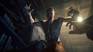Outlast Official Trailer