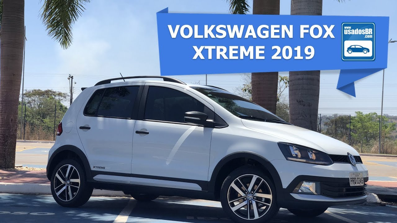avalia u00e7 u00e3o volkswagen fox extreme 1 6 2019