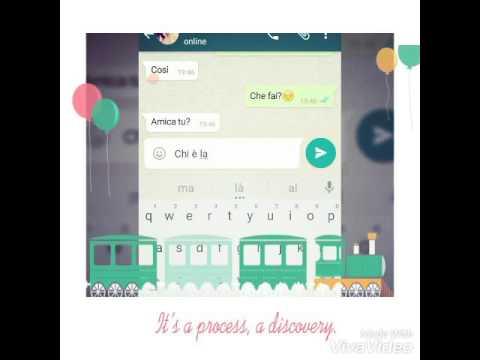 far innamorare una ragazza su whatsapp