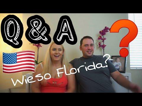 Q&A ZU UNSERER AUSWANDERUNG | Mietpreise Florida | Welches Visum haben wir? | Teil 1