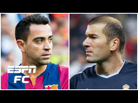 Barca's Xavi or Real Madrid's Zinedine Zidane: Which player controlled the game better? | Extra Time