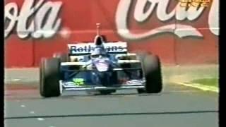 MasterCard Lola - 1997 Australian Grand Prix FP2