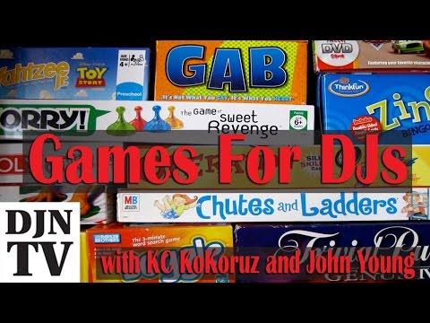 Party Games For Mobile DJs Weddings Teen Events With KC KoKoruz | #DJNTV