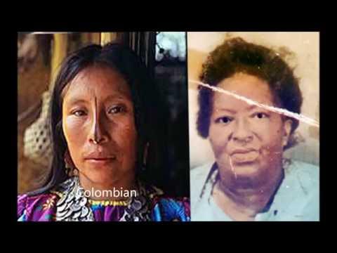 Native American dna don