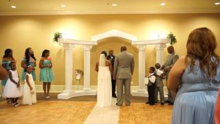 Irving and Andrea Ellison Wedding