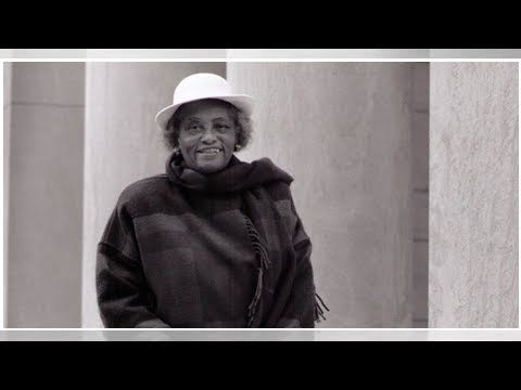 d183da61c0 Dovey Johnson Roundtree, Barrier-Breaking Lawyer, Dies at 104 - YouTube