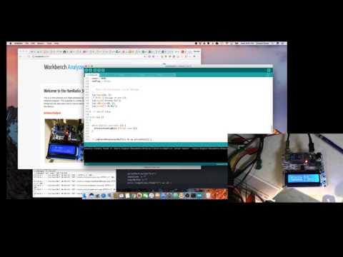 Antenna Analyzer 1.0 Code presentation