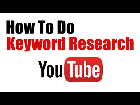 How To Do Keyword Research For Youtube - Video Ranking Tutorial 2016 by Michael Kohler
