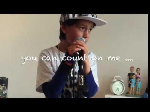 Bruno Mars - Count on me   performed by Keanu Eckhoff