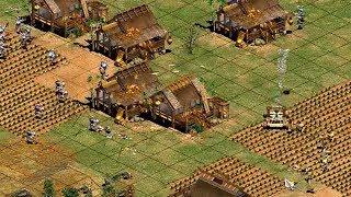 1v1 Arabia | Japanese vs Byzantines | vs Villese