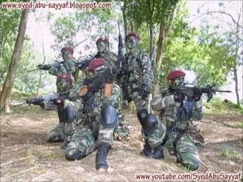 10 Briged Paratrooper (10 PARA) - Elite Airborne Infantry, Malaysian Rapid Deployment Force