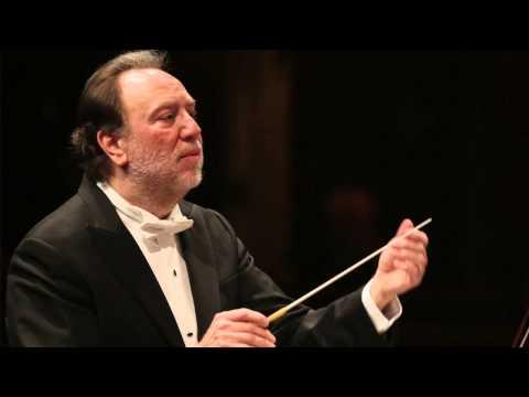 Intervista a/Interview with Riccardo Chailly - Turandot parte 1 (Teatro alla Scala)