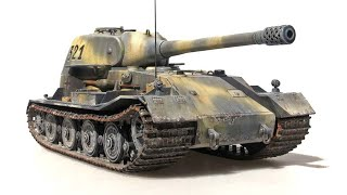 Немецкий СВЕРХТЯЖЕЛЫЙ танк Löwe(ЛЕВ). Танки Вермахта времен второй мировой. Железные Монстры