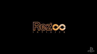 REZ infinite Ps4 Vr (Пробую играть)