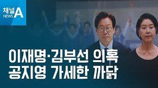 [뉴스분석]'이재명·김부선 의혹'에 공지영 가세 왜?