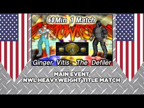National Wrestling League - Episode 2