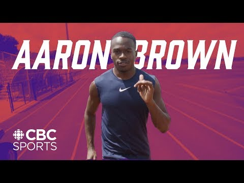 Aaron Brown Walks You Through a 200m Race | The Breakdown | CBC Sports
