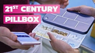Try This Pill Box From the Future | Funded in America