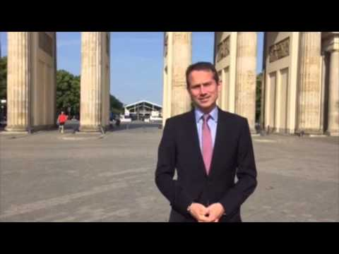 Kristian Jensen i Berlin
