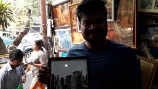 Personalised digital wooden photo frame maker store in Kolkata, West Bengal