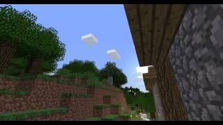�������� ���� minecraft проклятая деревня (серия 1) ������