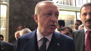 Cumhurbaşkanı Erdoğan'dan bedelli askerlik açıklaması(13 Haziran 2017)