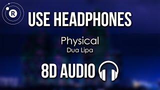 Baixar Dua Lipa - Physical (8D AUDIO)