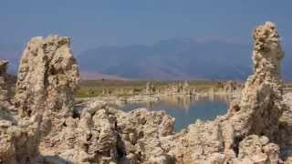 Mono Lake South Tufa Towers.., Over 1 million years in the making
