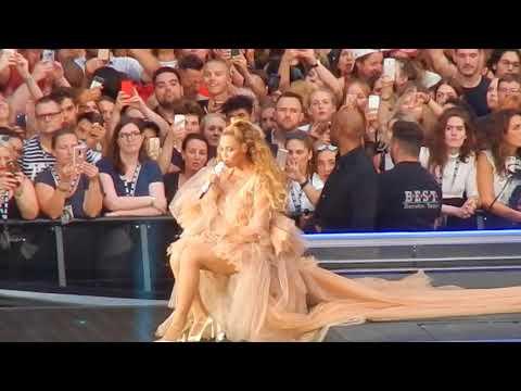 Beyoncé & Jay Z OTR II - Song Cry/Resentment (28.06.18 Berlin) HD