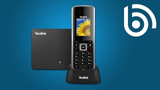 Yealink W52P VoIP SIP DECT Phone Introduction