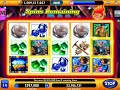 HOT HOT PENNY GEM HUNTER Video Slot Machine Game with a FREE SPIN BONUS
