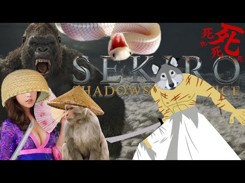 Sekiro - So This Is What Japan Is Like