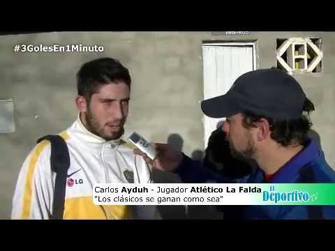 El Deportivo tv P16B02 - Resultados Fecha13, Entrevistas.