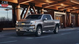 2019 Chevrolet Silverado 1500 engines detailed with Turbo-4 surprise  - Car Reviews Channel