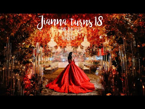 Jianna Eliz Turns 18 | Same Day Edit By Nice Print Photography