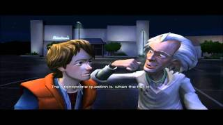 Back to the Future: The Video Game: Episode 1: Its About Time. Part 1