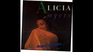 """I Want To Thank You"" (1981)(Original) Alicia Myers"