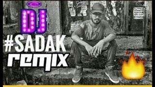 Sadak remix song  ft.Emiway Bantai(Official Video) Underground Rapper ____•••[®©]•••