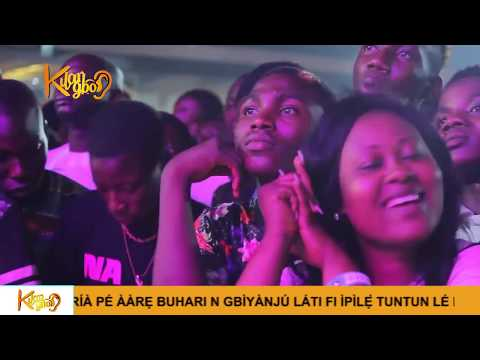 Shina Peters And Mr P. Puts Up An Energetic Performance At One Lagos Fiesta 2018