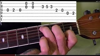 TABS FOR THIS LESSON: http://jpst.it/Aek- Amazing acoustic guitar a...