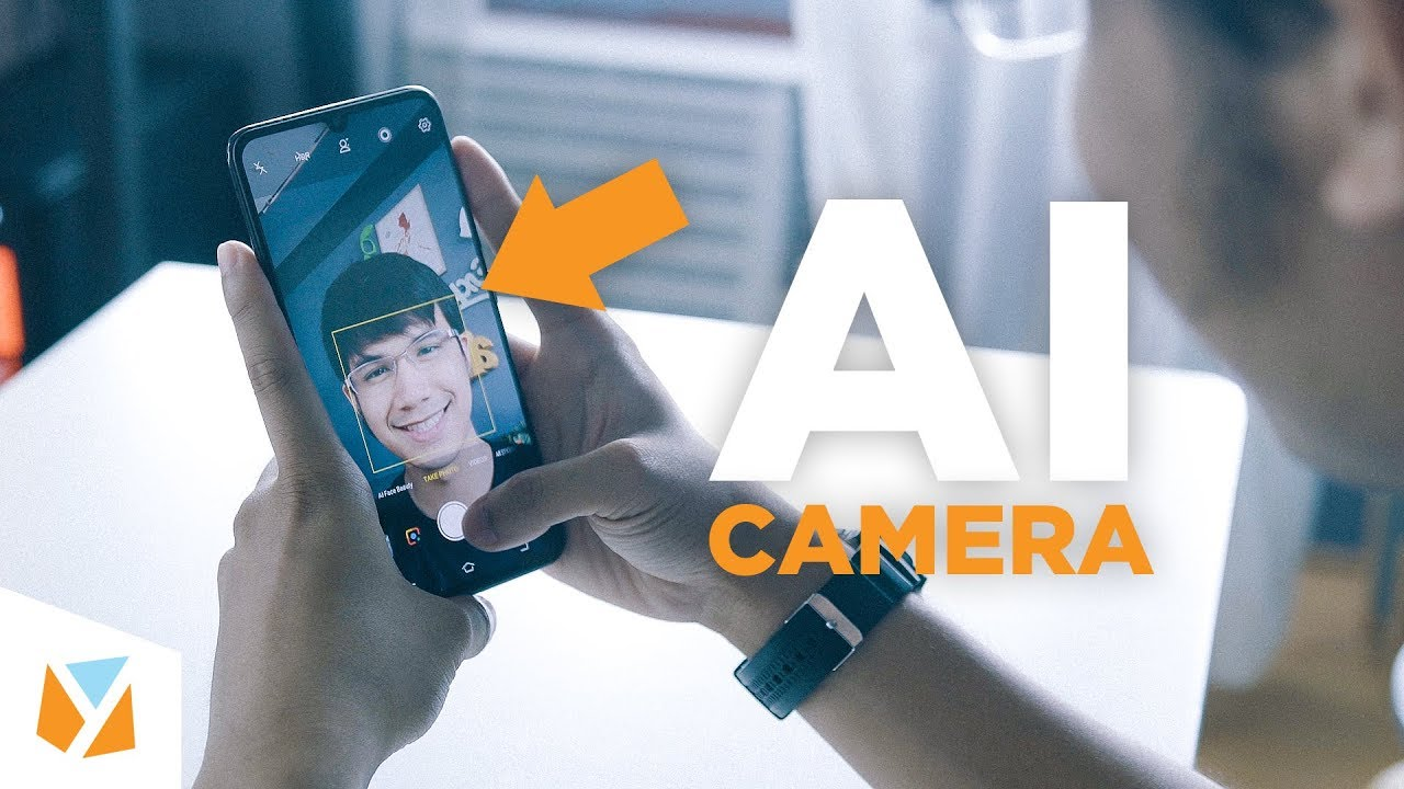 How does AI help your phone's camera??!