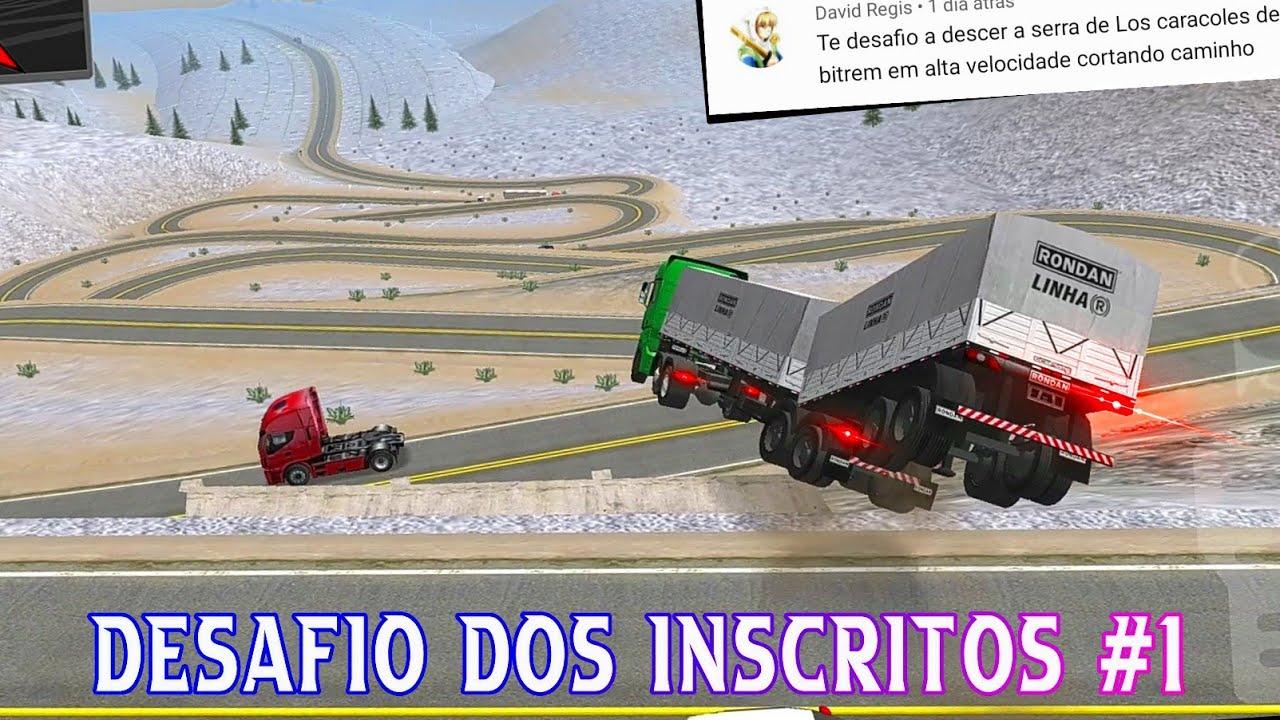 Desafio dos inscritos - Grand Truck Simulator 2 (EP.02)