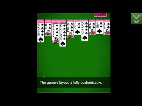 Spider Solitaire By MobilityWare - Play The Classic Solitaire Game - Download Video Previews