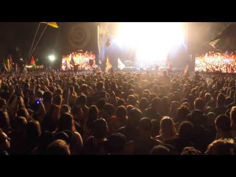 Kendrick Lamar live full set @ Okeechobee Music Festival in Okeechobee, Florida on March 5, 2016